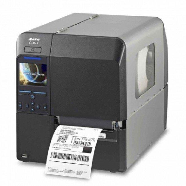 CL4NX Етикетен принтер, 203 dpi
