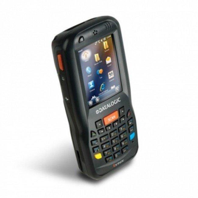 LYNX PDA Мобилен компютър, Windows, 2.7 inch, 2D, Wi-Fi, 3G/4G LTE, 1800 mAh/3600 mAh