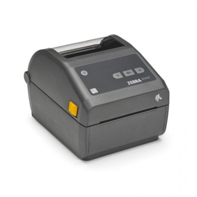 ZD420D Термодиректен етикетен принтер, 203 dpi