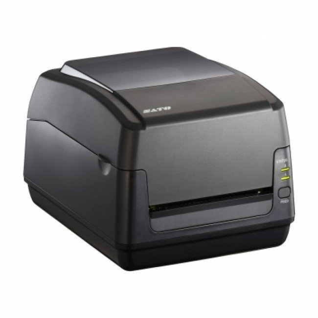 WS412T Термотрансферен етикетен принтер, 300 dpi, Ethernet