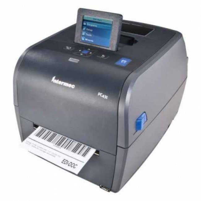 PC43T Термотрансферен етикетен принтер, 203 dpi