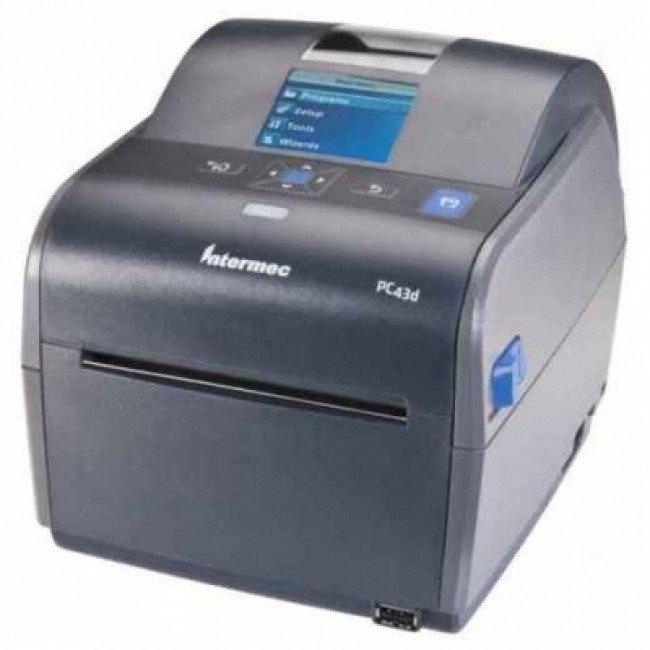 PC43D Термодиректен етикетен принтер, 203 dpi