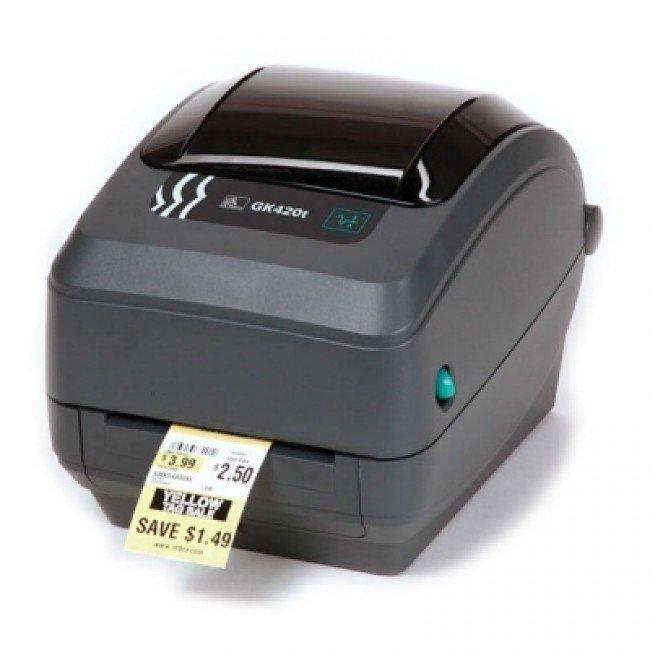 GK420T Термотрансферен етикетен принтер, 203 dpi