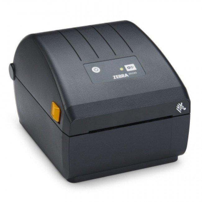 ZD220D Термодиректен етикетен принтер, 203 dpi