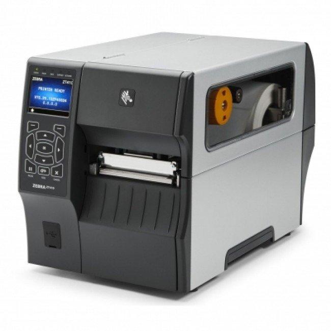ZT410 UHF RFID принтер, 203 dpi