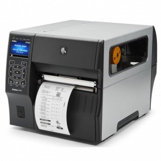 ZT420 UHF RFID принтер, 203 dpi