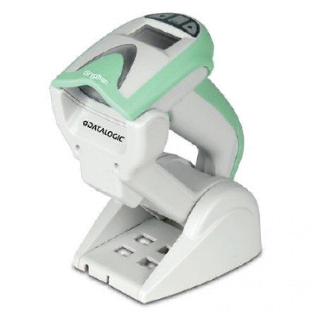 Gryphon GM4100-HC Баркод скенер 1D, STAR, станция