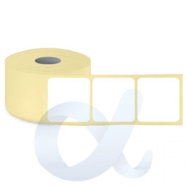 Самозалепващи термоетикети Eco, за печат на товарителници, 100x90 mm/700 бр./Ф40 - APL-TDE092