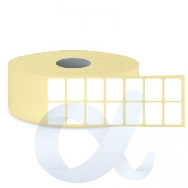 Самозалепващи термоетикети Eco, 50x40 mm/двуредови/7600 бр./Ф76 - APL-TDE170