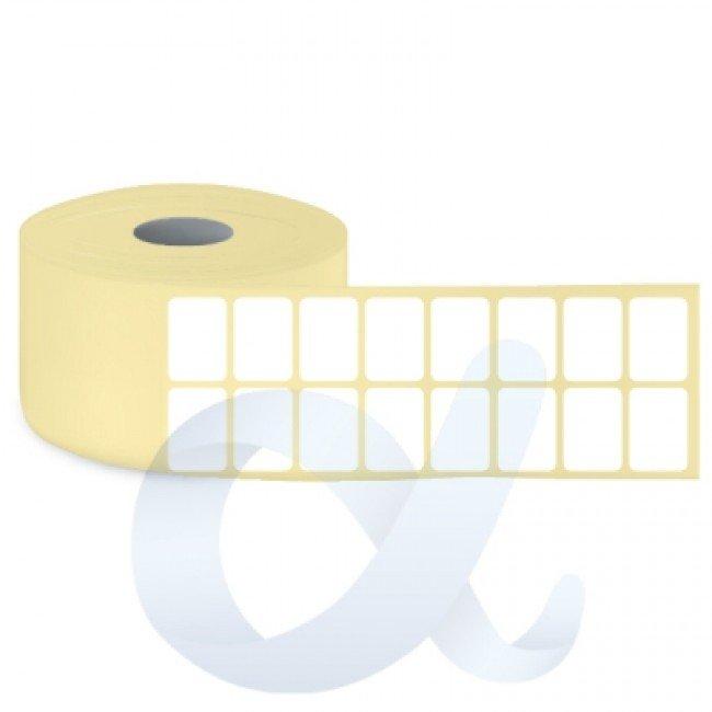 Самозалепващи термоетикети Eco, 50x30 mm/двуредови/5000 бр./Ф40 - APL-TDE174