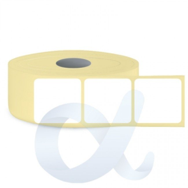 Самозалепващи термоетикети Eco, 100x110 mm/1500 бр./Ф76 - APL-TDE181