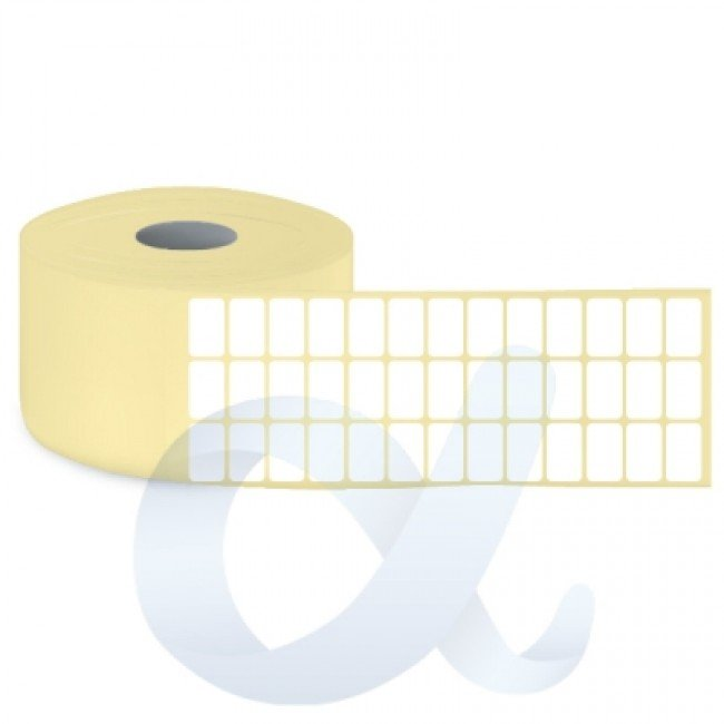 Самозалепващи термоетикети Eco, 30x20 mm/9000 бр./Ф40 - APL-TDE008