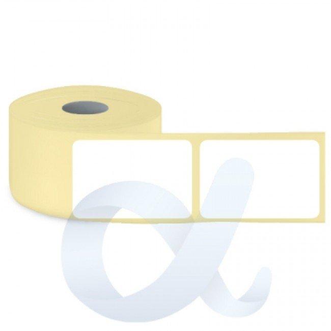 Самозалепващи термоетикети Eco, 58x93 mm/650 бр./Ф40 - APL-TDE047