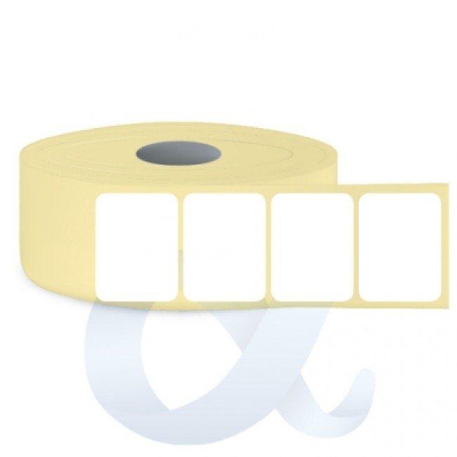 Самозалепващи термотрансферни етикети, полугланц, 56x43 mm/3600 бр./Ф76 - APL-TT040