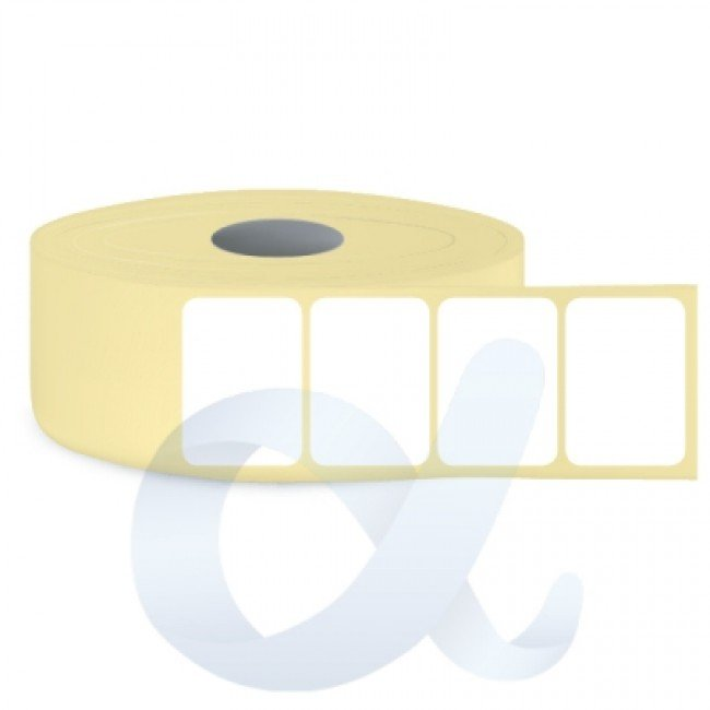 Самозалепващи термотрансферни етикети, полугланц, 60x40 mm/3800 бр./Ф76 - APL-TT049