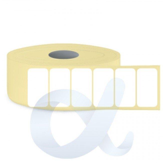Самозалепващи термотрансферни етикети, полугланц, 70x30 mm/5000 бр./Ф76 - APL-TT055