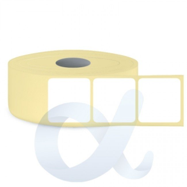 Самозалепващи термотрансферни етикети, полугланц, 100x90 mm/1400 бр./Ф76 - APL-TT091