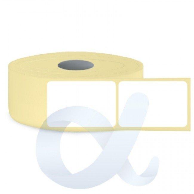 Самозалепващи термотрансферни етикети, полугланц, 110x162 mm/1000 бр./Ф76 - APL-TT124