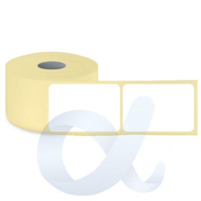Самозалепващи термотрансферни етикети, полугланц, 110x162 mm/500 бр./Ф40 - APL-TT125