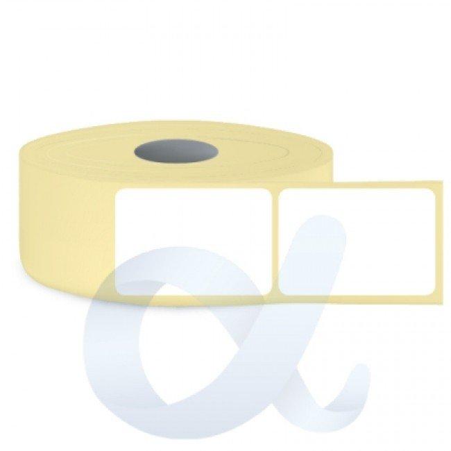 Самозалепващи термотрансферни етикети, полугланц, за печат на етикети за палети, 210x148 mm/1000 бр./Ф76 mm - APL-TT179