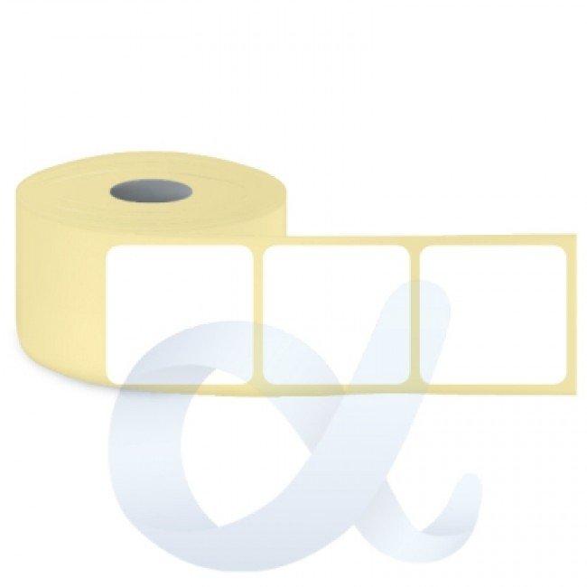 Самозалепващи термотрансферни етикети, полугланц, 100x110 mm/750 бр./Ф40 - APL-TT182