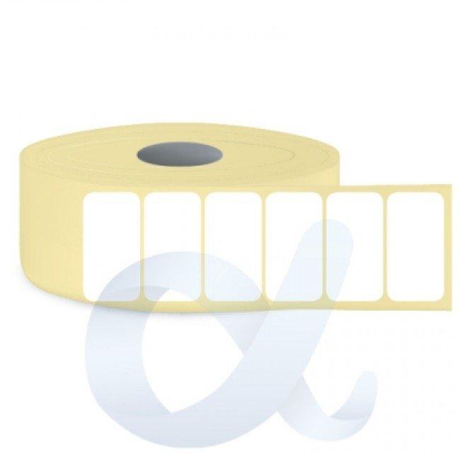 Самозалепващи термотрансферни етикети, полугланц, 100x60 mm/2600 бр./Ф76 - APL-TT082