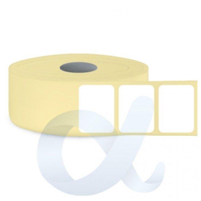 Самозалепващи термотрансферни етикети, полугланц, 35x26 mm/5800 бр./Ф76 - APL-TT013