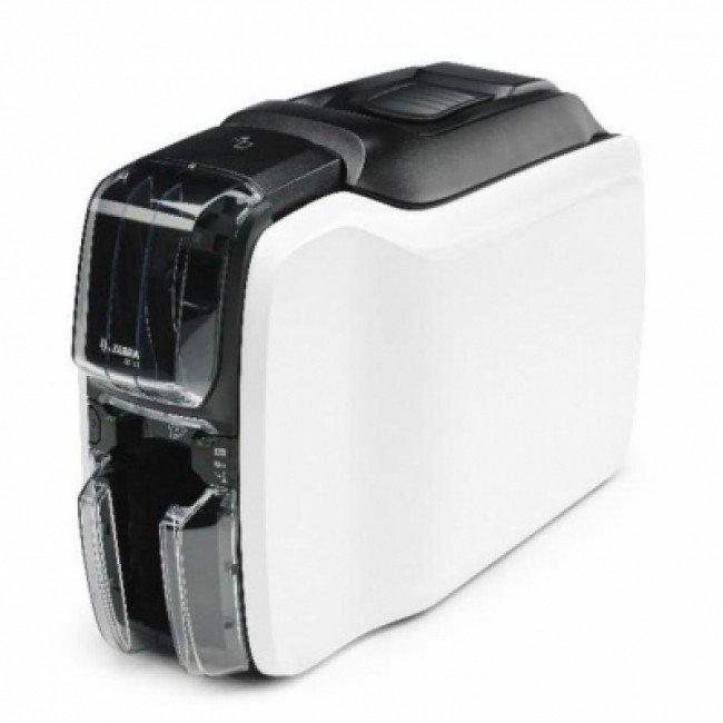 ZC100 Картов принтер, едностранен печат