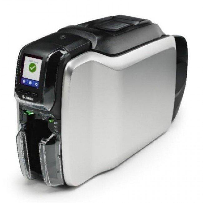ZC300 Картов принтер,  двустранен печат