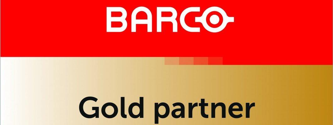 Алфа Партнър стана официален Златен Партньор на Barco