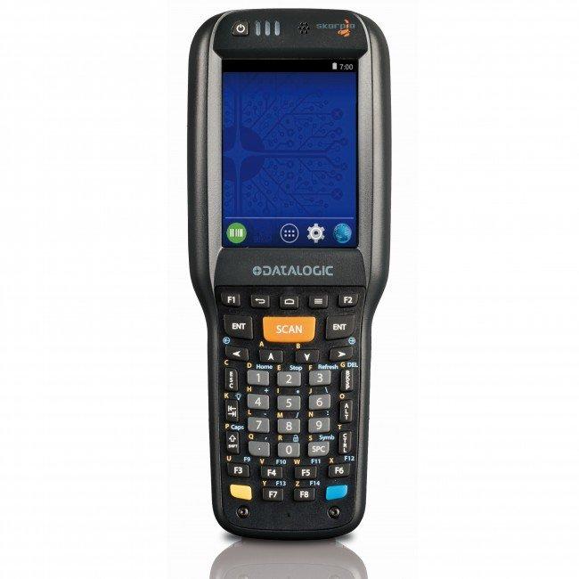Skorpio X4 Мобилен компютър, Windows, Android, 3.2 inch, 2D, Wi-Fi, 3000 mAh/5200 mAh