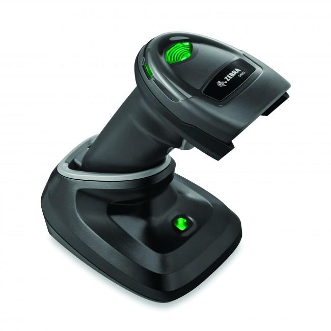 DS2278 Баркод скенер 2D, Bluetooth, станция и USB кабел