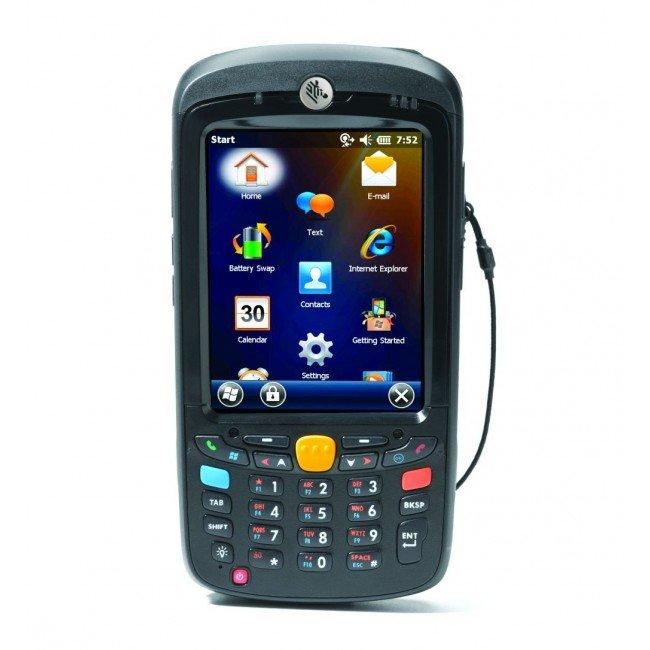 MC55N0 Мобилен компютър, Windows, 3.5 inch, 2D, Wi-Fi, 2400 mAh/3600 mAh