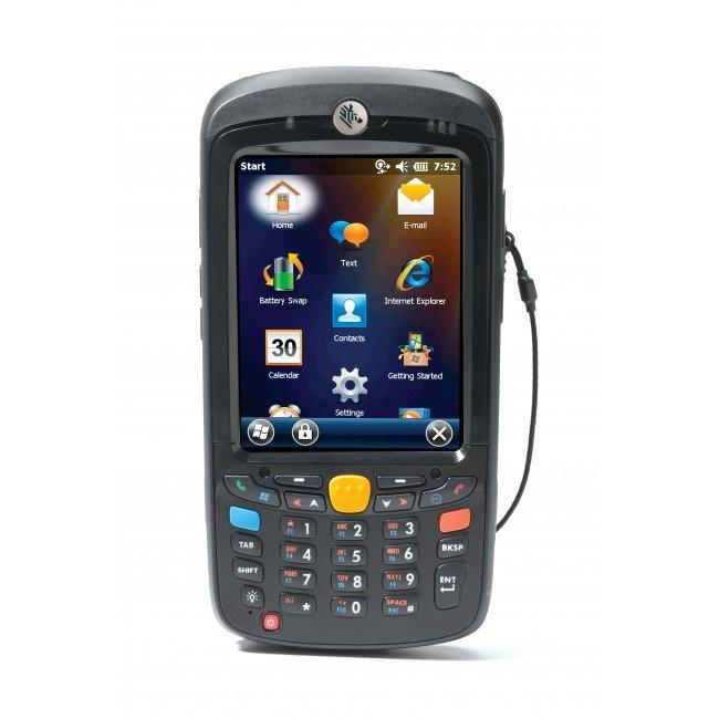 MC55X Мобилен компютър, Windows, 3.5 inch, 2D, Wi-Fi, 3600 mAh