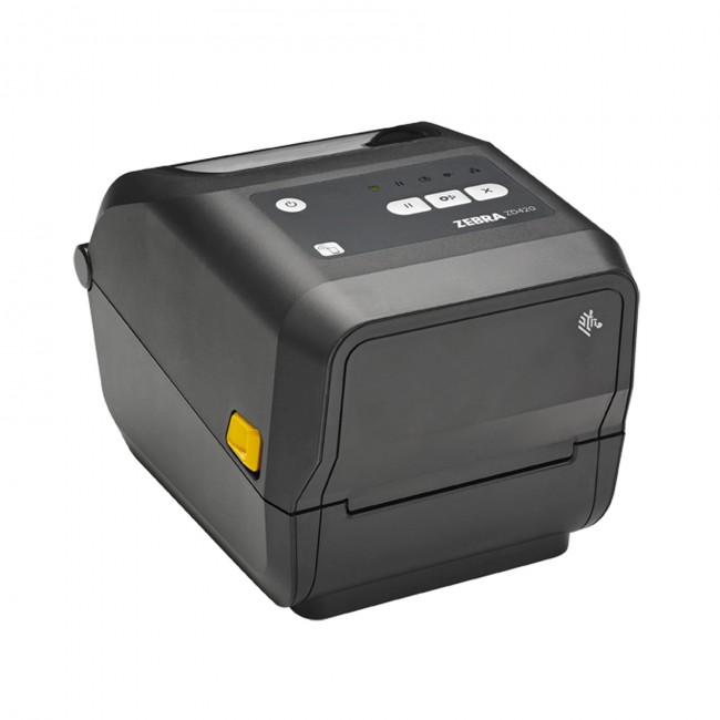 ZD420T Термотрансферен етикетен принтер, 203 dpi, USB