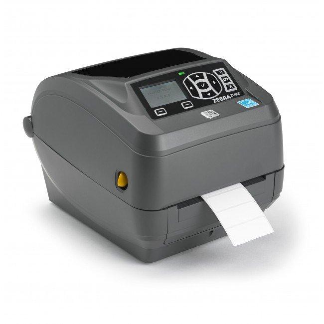 ZD500T Термотрансферен етикетен принтер, 203 dpi