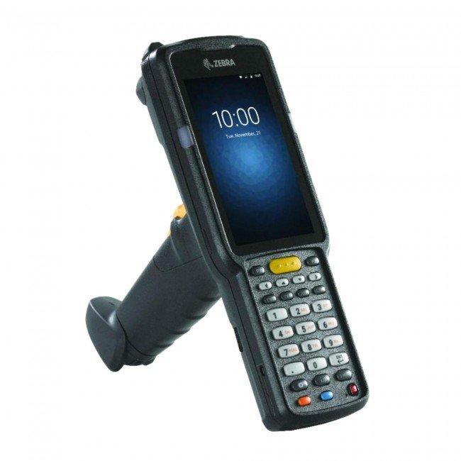 MC3300 Мобилен компютър, Android, 4 inch, 2D, Wi-Fi, NFC, 2700 mAh/5200 mAh